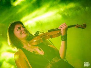 Playing at Bali Spirit Fest